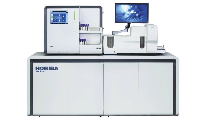 Yumizen H1500 / 2500 Hematologia Horiba