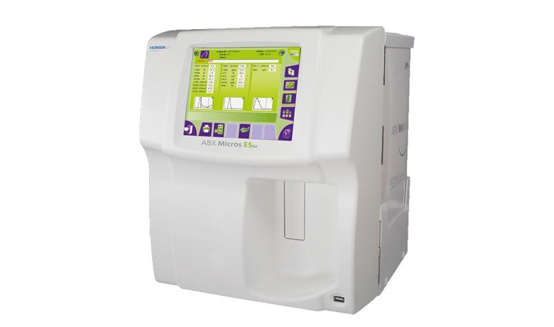 Micros ES60 - Analisador Hematológico 18 parâmetros
