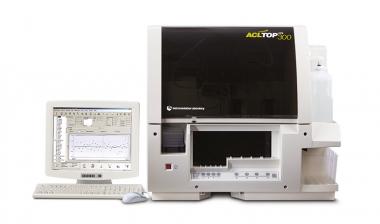 Sistema de Hemostasia ACL Top 300
