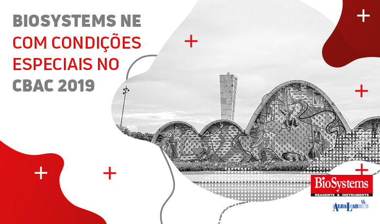Biosystems NE estará presente no CBAC 2019.